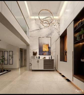 15-20万140平米四室两厅混搭风格玄关装修效果图