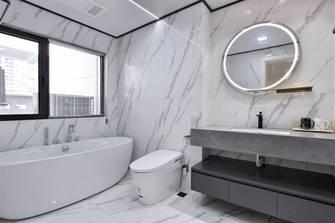 20万以上140平米复式轻奢风格卫生间装修案例