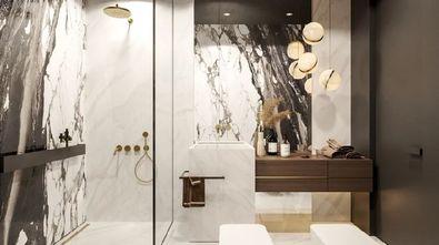 豪华型140平米四室一厅轻奢风格卫生间装修案例