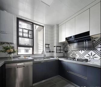 140平米四现代简约风格厨房装修效果图