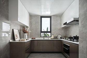 富裕型120平米三室三厅混搭风格厨房装修效果图