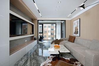 豪华型90平米港式风格客厅效果图