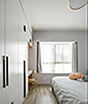 5-10万120平米三日式风格卧室效果图