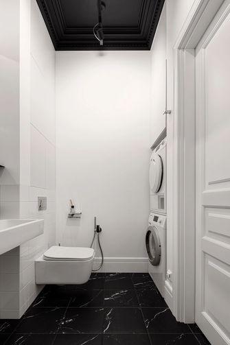 经济型70平米现代简约风格卫生间装修图片大全