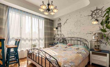 5-10万80平米地中海风格卧室效果图