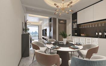 20万以上140平米四现代简约风格餐厅装修案例