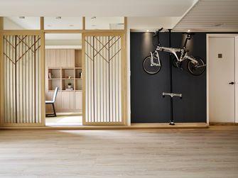 10-15万100平米三室一厅日式风格玄关装修图片大全