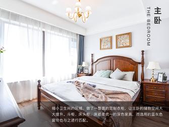 15-20万110平米四室两厅美式风格卧室效果图