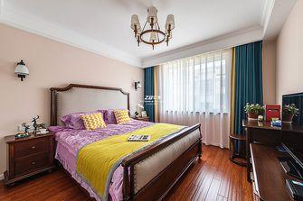 80平米三美式风格卧室欣赏图