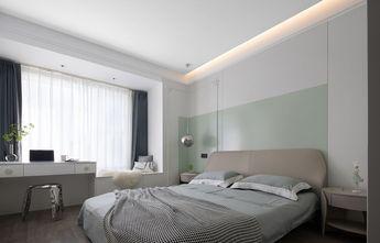 15-20万80平米现代简约风格卧室效果图