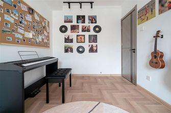 富裕型70平米北欧风格书房设计图