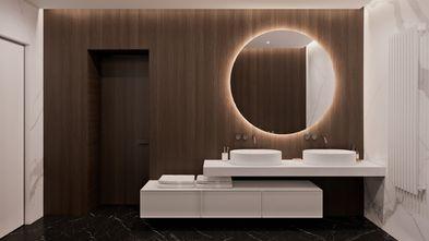 20万以上140平米三室一厅欧式风格卫生间装修图片大全