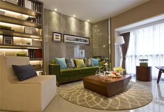 10-15万90平米北欧风格客厅设计图