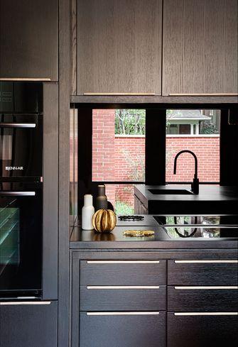 140平米混搭风格厨房图片大全