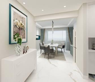 20万以上140平米三室两厅美式风格玄关装修效果图