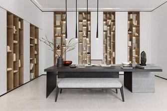20万以上140平米三室两厅中式风格书房效果图