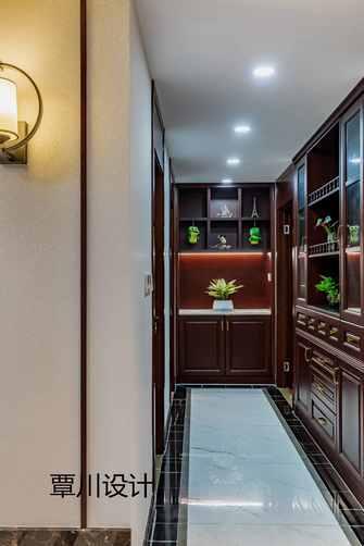 10-15万140平米四室两厅中式风格走廊装修图片大全