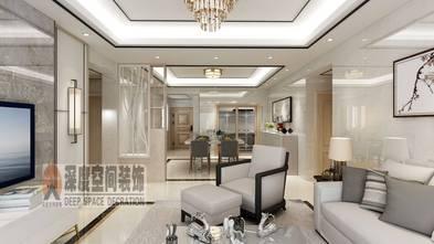 经济型120平米四室两厅美式风格客厅装修案例