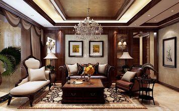 5-10万140平米四新古典风格客厅装修案例