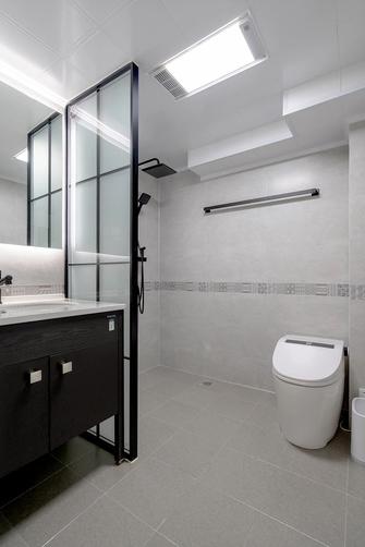 经济型日式风格卫生间装修效果图