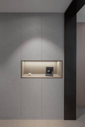 10-15万140平米三室两厅现代简约风格玄关欣赏图