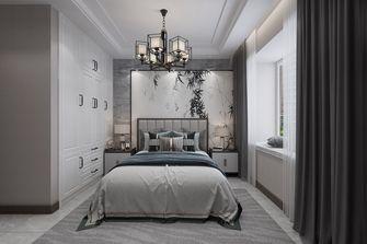 15-20万130平米三室两厅新古典风格卧室装修图片大全