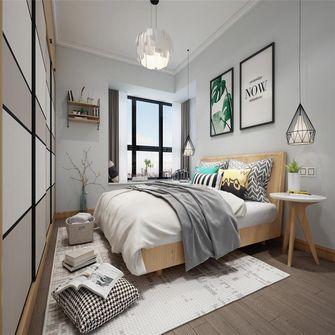10-15万110平米四室两厅北欧风格青少年房图