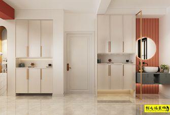 经济型80平米三室两厅混搭风格玄关效果图