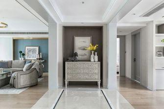 富裕型140平米四室一厅混搭风格玄关图片