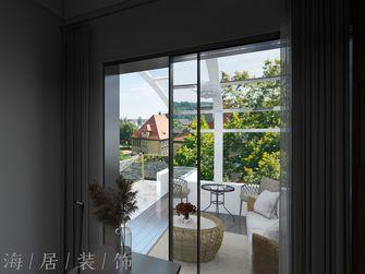 富裕型130平米四现代简约风格阳光房效果图