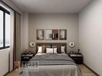 3-5万70平米现代简约风格卧室图片