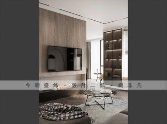 90平米三现代简约风格客厅图片大全
