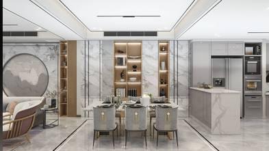 豪华型140平米别墅中式风格厨房图