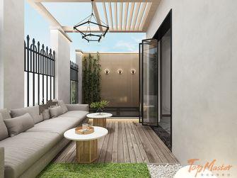 140平米法式风格阳台图片大全