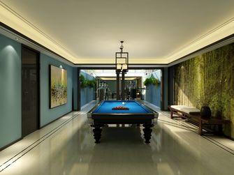 豪华型140平米别墅中式风格健身房图