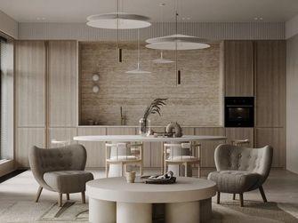 经济型110平米混搭风格餐厅装修案例