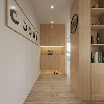 10-15万90平米复式中式风格走廊装修案例