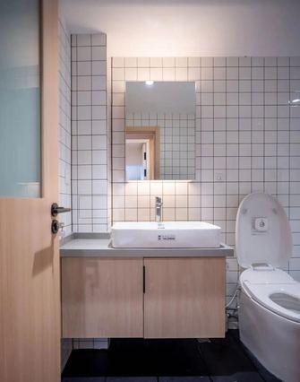 5-10万60平米日式风格卫生间装修效果图