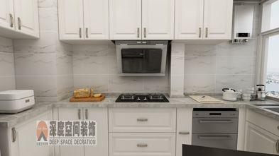 经济型80平米三室一厅北欧风格厨房装修效果图
