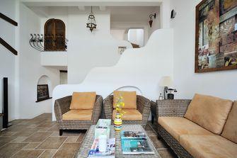 富裕型140平米四室两厅东南亚风格客厅欣赏图
