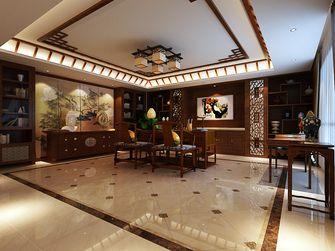 140平米欧式风格书房图片