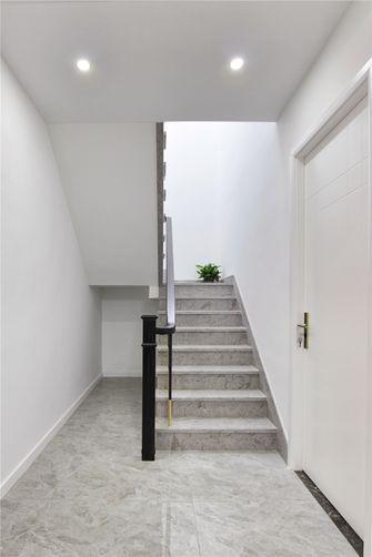 豪华型140平米复式现代简约风格楼梯间欣赏图