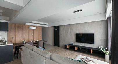 10-15万100平米四室一厅北欧风格客厅装修图片大全