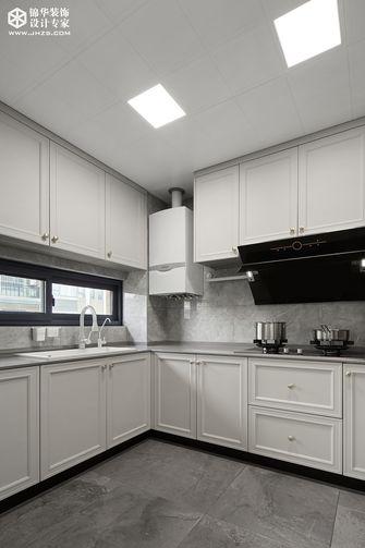 豪华型140平米四室一厅美式风格厨房装修效果图
