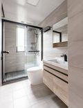 110平米三室一厅英伦风格卫生间欣赏图