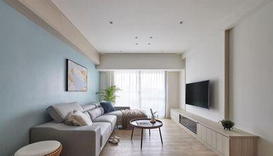 经济型80平米日式风格客厅图片