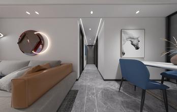 5-10万80平米三现代简约风格走廊欣赏图