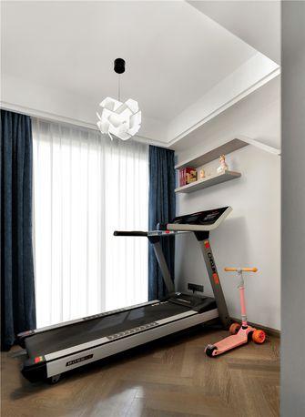 15-20万三室两厅轻奢风格健身房图片