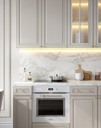 富裕型90平米新古典风格厨房欣赏图