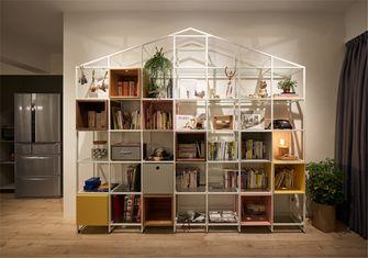豪华型50平米公寓北欧风格客厅装修效果图